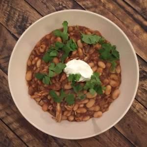 White (Bean) Chili